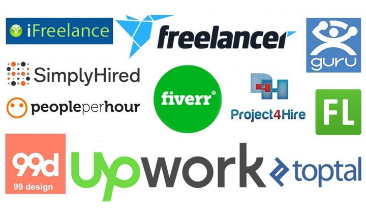 Как заработать на фрилансе — советы экспертов, на примере популярных фриланс бирж —  FL.ru, Freelance.ru, Upwork.com, Freelancehunt.com