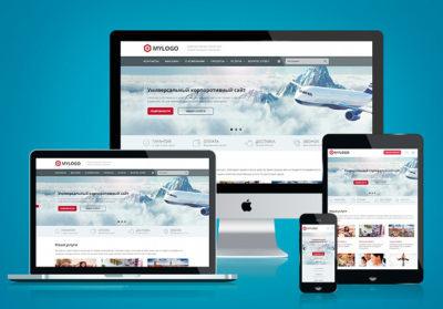 Комплексне створення корпоративних сайтів